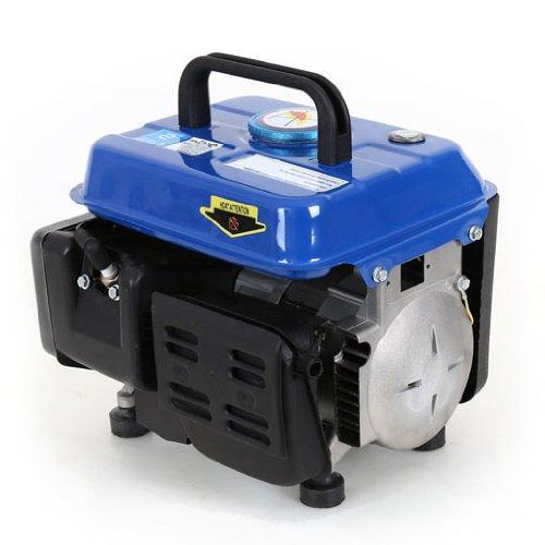 eberth 2 ps benzin 750 watt stromaggregat im test. Black Bedroom Furniture Sets. Home Design Ideas
